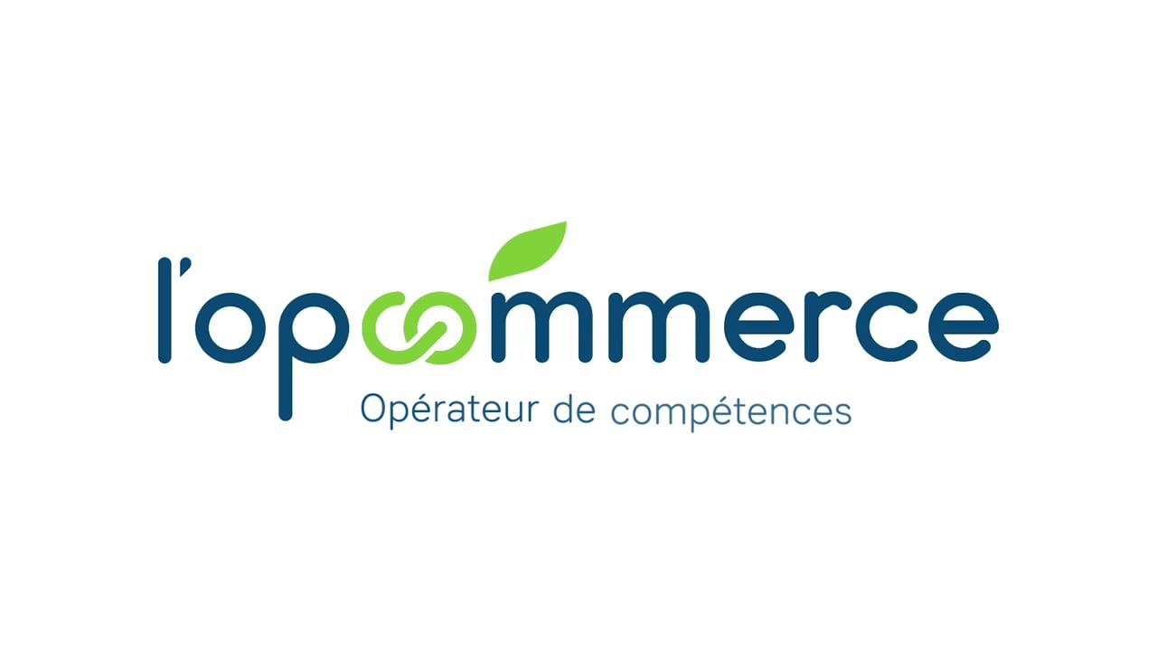 L'OPCOMMERCE Logo
