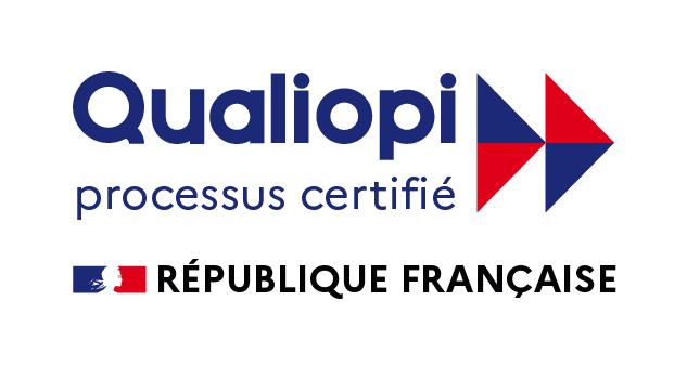 Logo QUALIOPI Marianne 2021