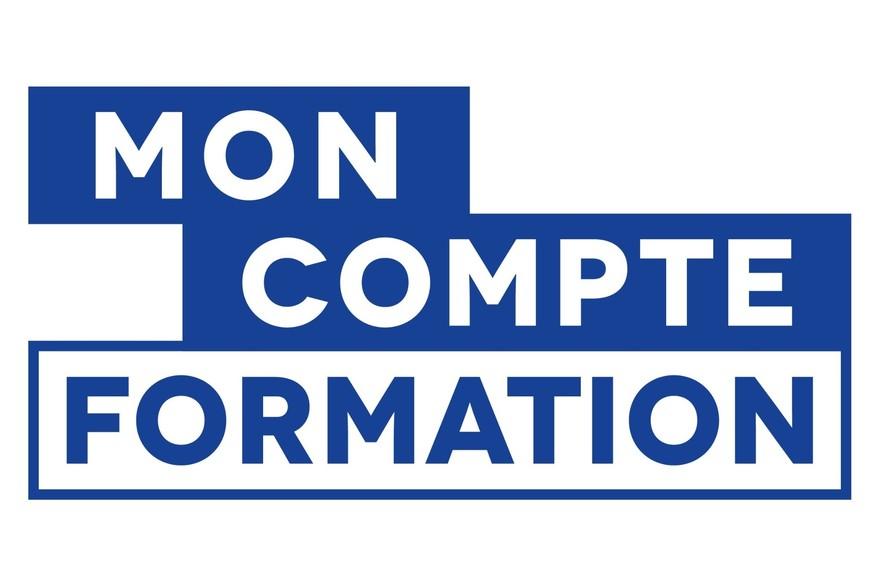 Logo Mon Compte Formation Appli CPF
